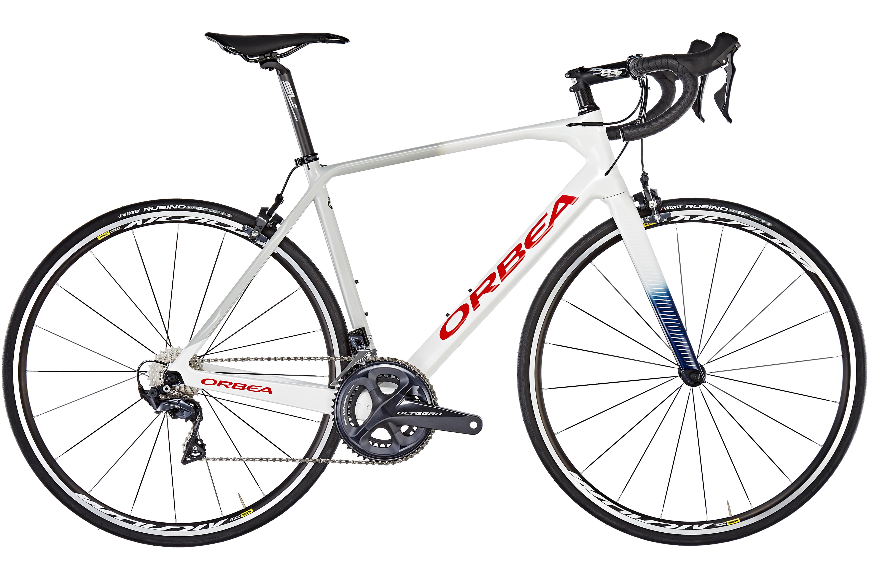Orbea Orca M20 Pro Bicicletta Da Corsa Rossobianco